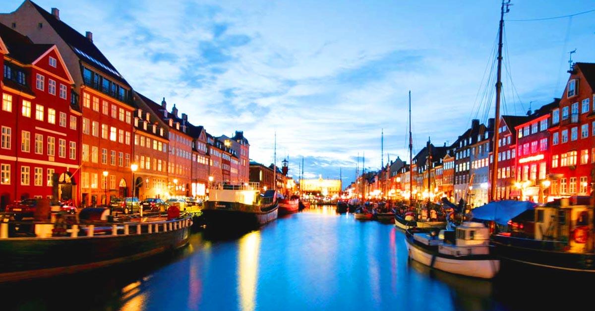 Hotell i Köpenhamn - Nyhavn